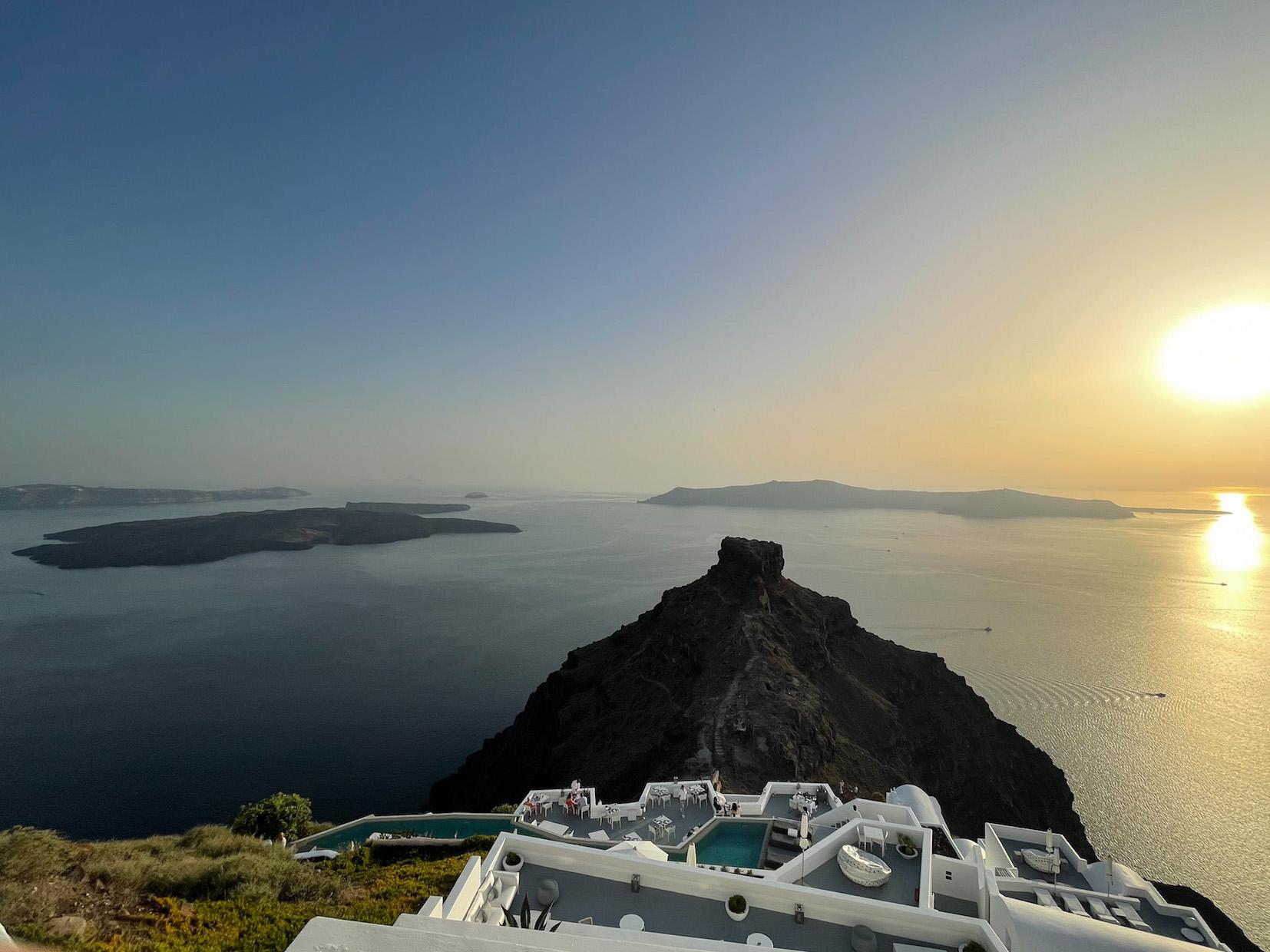 Santorini, Grecja – mini przewodnik